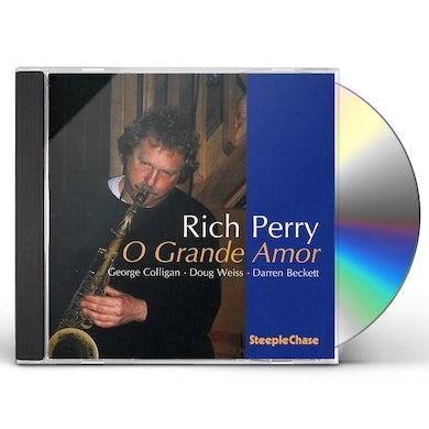 Rich Perry O GR&E AMOR CD