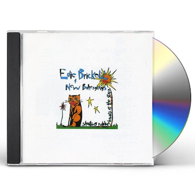 Edie Brickell & New Bohemians SHOOTING RUBBERBANDS AT STARS CD
