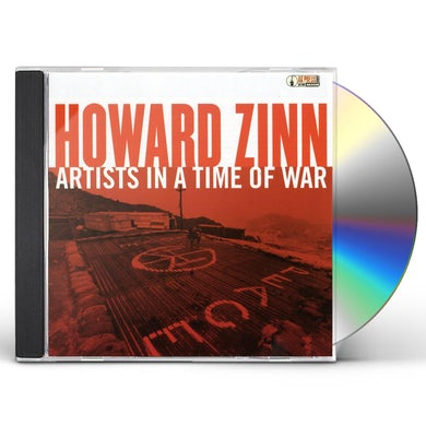 Howard Zinn ARTISTS IN A TIME OF WAR CD