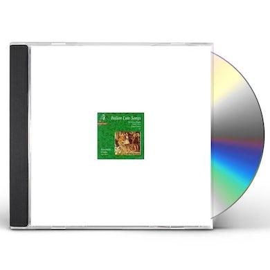 Derek Lee Ragin ITALIAN LUTE SONGS CD
