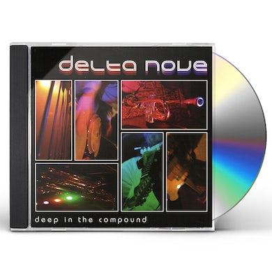 Delta Nove LIVE IN THE COMPOUND CD
