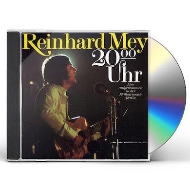 Reinhard Mey 20.00 UHR CD