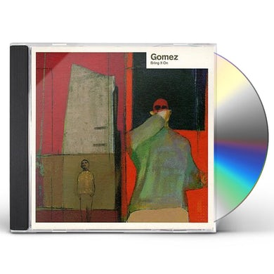 Gomez BRING IT ON CD