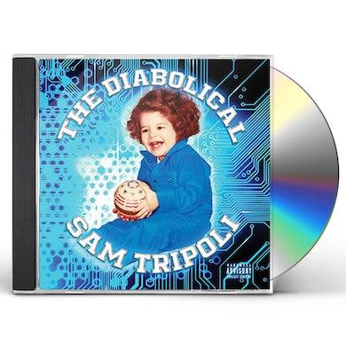 Sam Tripoli DIABOLICAL CD