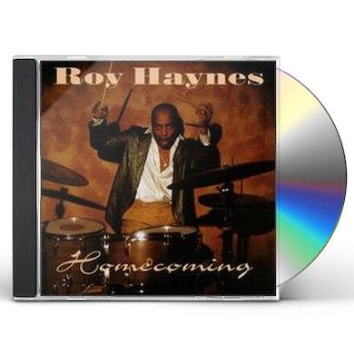 Roy Haynes HOMECOMING CD