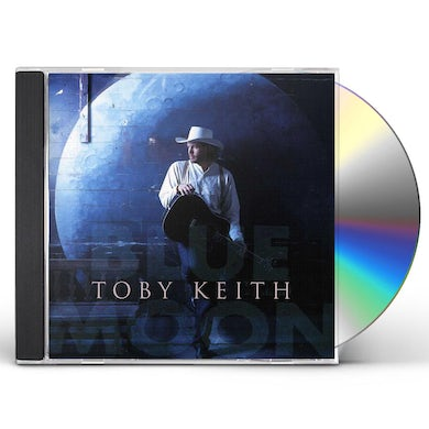 Toby Keith BLUE MOON CD