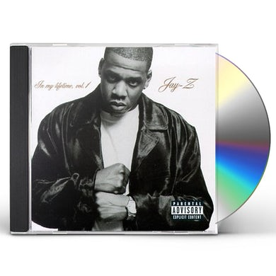 Jay Z IN MY LIFETIME 1 CD