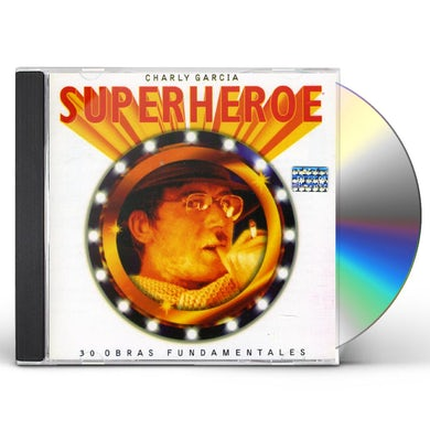 Charly Garcia Pena SUPERHEROE CD