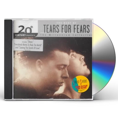 Tears For Fears 20TH CENTURY MASTERS: MILLENNIUM COLLECTION CD