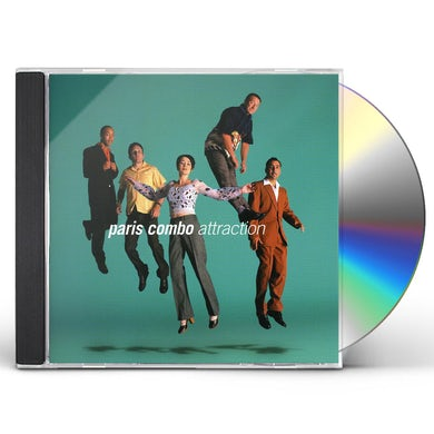 Paris Combo ATTRACTION CD