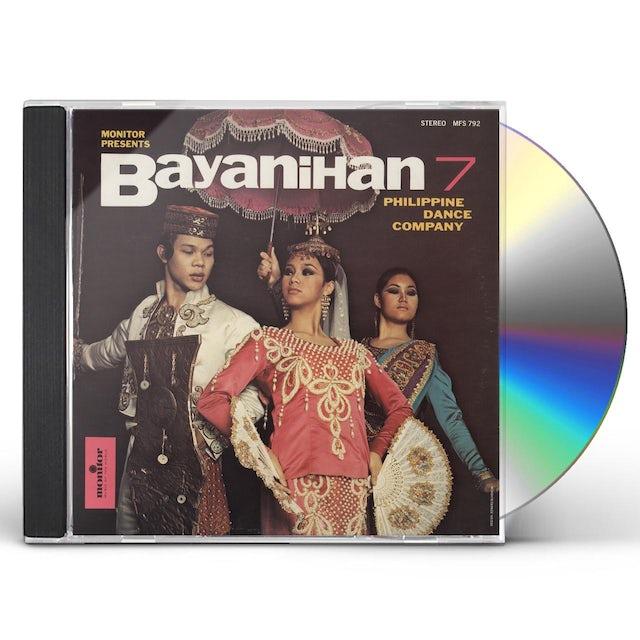 Bayanihan Philippine Dance Company BAYANIHAN VOL. 7 CD