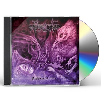 Svartsyn NIGHTMARISH SLEEP CD