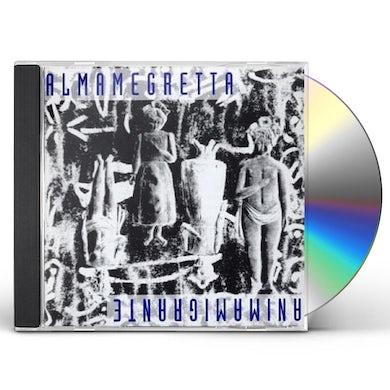 Almamegretta ANIMAMIGRANTE CD