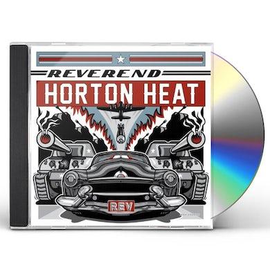 The Reverend Horton Heat REV CD