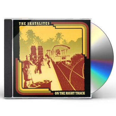 The Skatalites ON THE RIGHT TRACK CD
