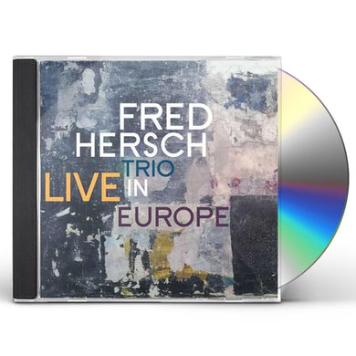 Fred Hersch LIVE IN EUROPE CD