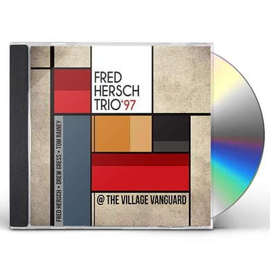Fred Hersch 97 @ THE VILLAGE VANGUARD CD