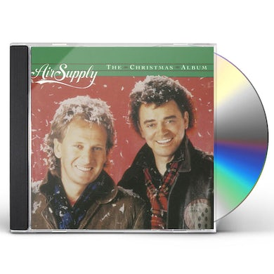 Air Supply CHRISTMAS ALBUM CD