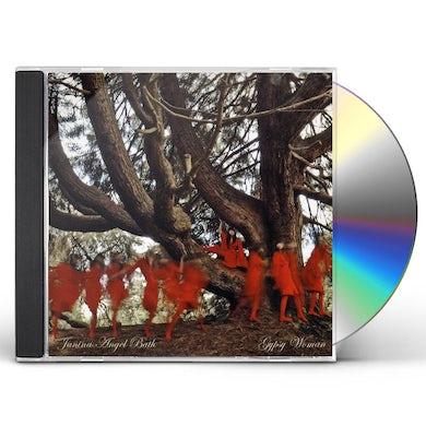 Janina Angelbath GYPSY WOMAN CD