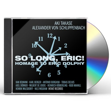 SO LONG ERIC-HOMAGE TO ERIC DOLPHY CD