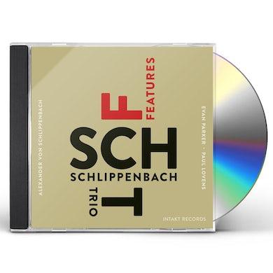 Alexander Von Schlippenbach SCHLIPPENBACH TRIO CD