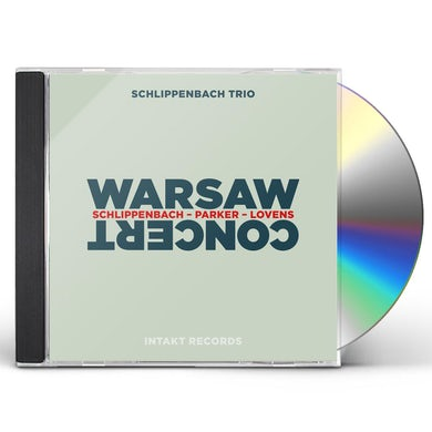 WARSAW CONCERT CD