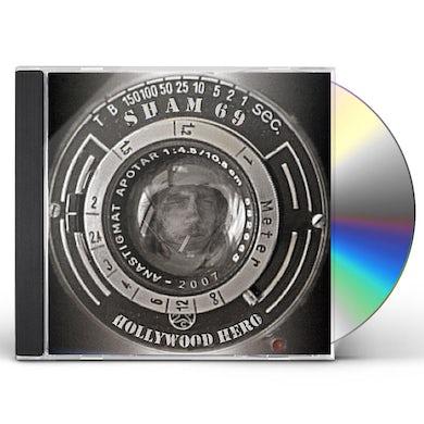 Sham 69 HOLLYWOOD HERO CD