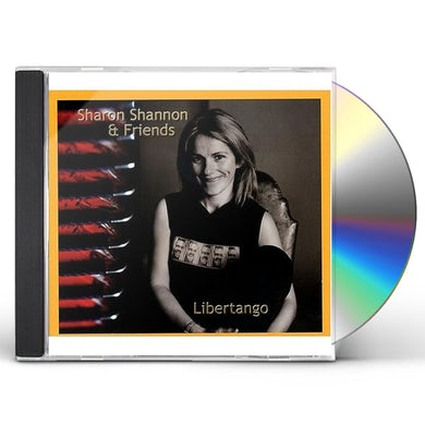 Sharon Shannon LIBERTANGO CD