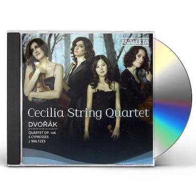 Dvorak CECILIA STRING QUARTET CD