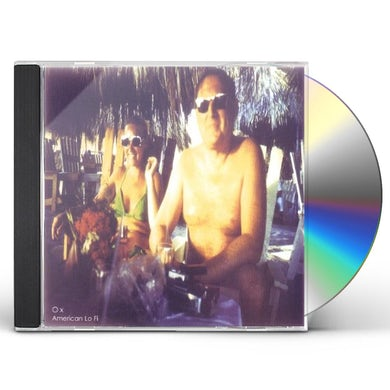 Ox AMERICAN LO FI CD