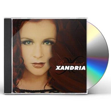 Xandria RAVENHEART CD