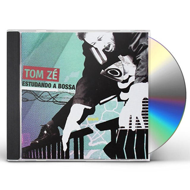 Tom Ze ESTUDANDO A BOSSA CD