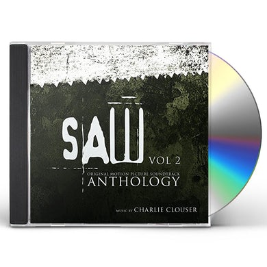 Charlie Clouser SAW ANTHOLOGY 2 (SCORE) - Original Soundtrack CD