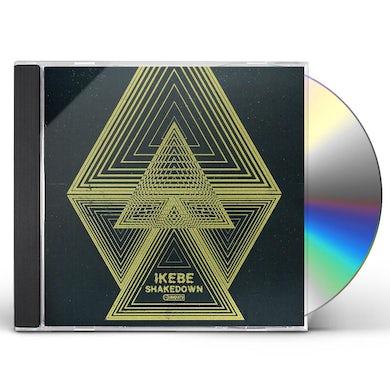 Ikebe Shakedown CD