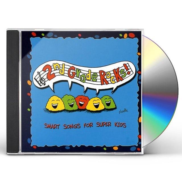 Lauren Mayer SECOND GRADE ROCKS CD