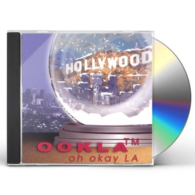 Ookla the Mok OH OKAY LA CD