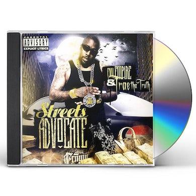 Evil Empire & Trae Tha Truth STREETS ADVOCATE CD