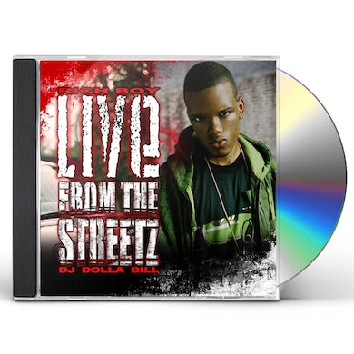 LIVE FROM THE STREETZ CD