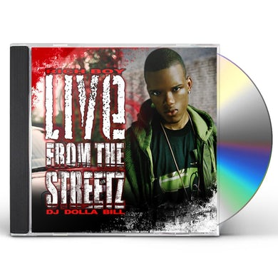 Rich Boy LIVE FROM THE STREETZ CD