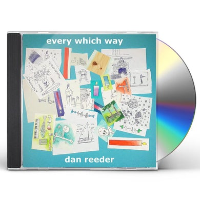 Dan Reeder Every Which Way CD