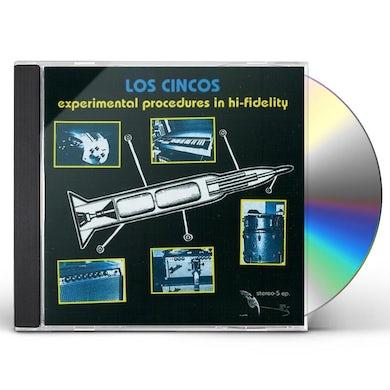 Cincos EXPERIMENTAL PROCEDURES IN HI- CD