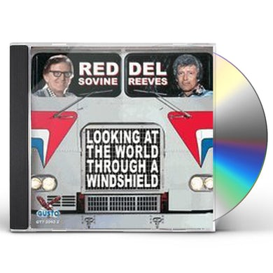Del Reeves LOOKING AT THE WORLD CD