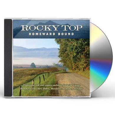 Jim Hendricks ROCKY TOP: HOMEWARD BOUND CD
