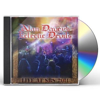 Alan Davey LIVE AT SRS 2011 CD