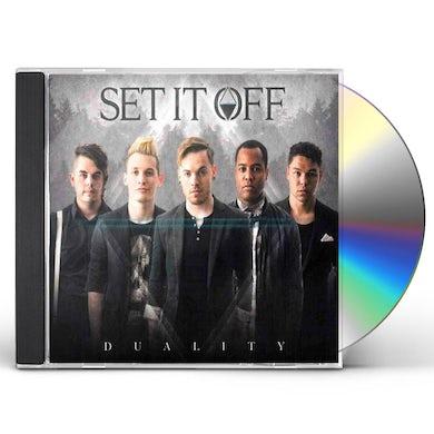 Set It Off DUALITY CD