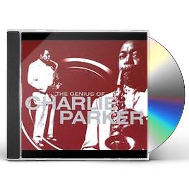 GENIUS OF CHARLIE PARKER CD