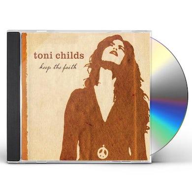 Toni Childs KEEP THE FAITH CD