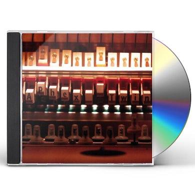Aphex Twin DRUKQS CD