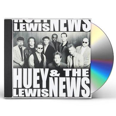Huey Lewis THE NEWS CD