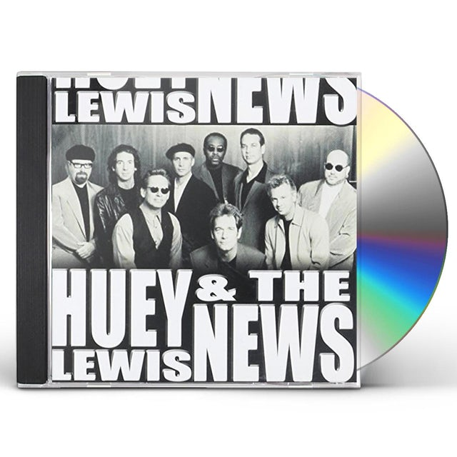Huey Lewis THE NEWS CD